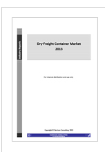 Dry-Freight Container Market Report